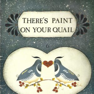 Theres-Paint-on-your-Quail-Dinky