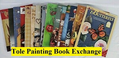 Tole Painting Book Exchange